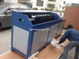 exteral aluminum venetian blinds fully automatic making machine