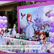 sofia the birthday ideas doraemon birthday party theme photos in pakistan