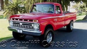 used ford 4x4 trucks for sale 1966 used ford f250 3 4 ton at cardiff classics serving encinitas