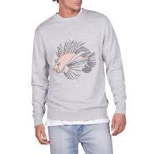 fish sweater barney cools fish knit sweater evo