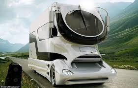 Luxury Caravan World U0027s Most Expensive Motorhome Goes On Sale For 2m And Comes