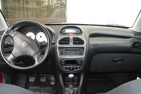 peugeot 206 convertible interior peugeot 206 xs 2677511