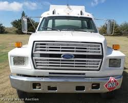 Ford F700 Hood And Fenders - 1994 ford f700 fuel truck item da4611 sold november 9 v