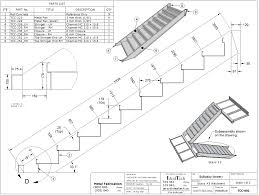Stair Cad Block by Stairs Drawing Large Png
