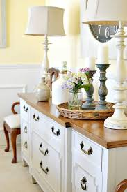 dining room buffet dining room buffet table makeover at the picket fence