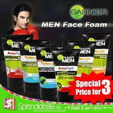 Garnier Acno Fight Whitening Serum qoo10 garnier cosmetics