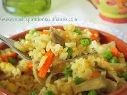 cuisine asiatique facile riz façon asiatique facile recette vegetarienne recette de