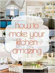 diy kitchen decor ideas how to make your kitchen amazing easy tips and tricks