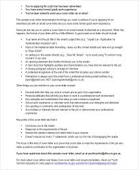 Sample Resume And Cover Letter Pdf by Email Cover Letter Sample Network Contact Electronic Letter