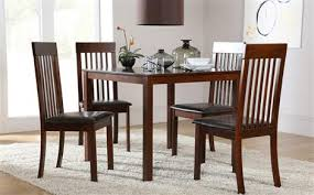 dark wood dining sets furniture choice