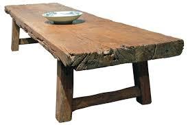 Industrial Rustic Coffee Table Furniture Industrial Rustic Coffee Table With Shelf Underneath
