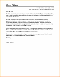 best accounting support cover letter images podhelp info