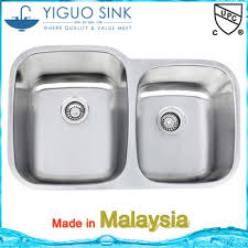 American Kitchen Sink Malaysia Stainless Steel Sink Cupc American Kitchen Sink