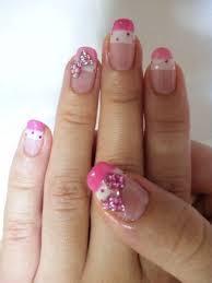 34 nail designs with diamonds elegant diamond nails designs