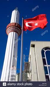 Baden Wurttemberg Flag Turkish German Flag Stockfotos U0026 Turkish German Flag Bilder Alamy