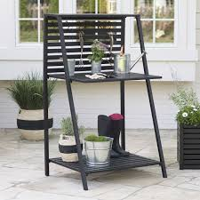 Outdoor Potting Bench With Sink Garden Potting Bench Australia Home Outdoor Decoration