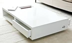 white wood coffee table white modern coffee table modern black and white coffee table with