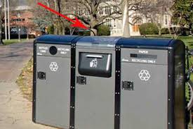 everything you wanted to know about solar powered trash bins