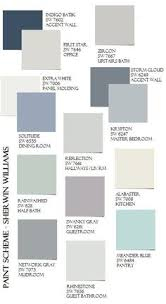 gray blue green shades sherwin williams silver strand oyster