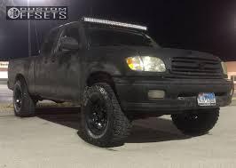 2002 toyota tundra lift kit wheel offset 2002 toyota tundra slightly aggressive leveling kit