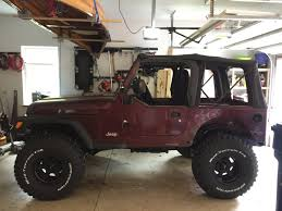 jeep jku 35s so you want to run 35