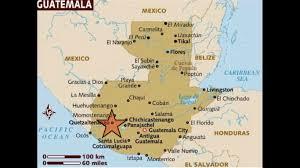 Antigua Map Antigua Guatemala Charliepesch