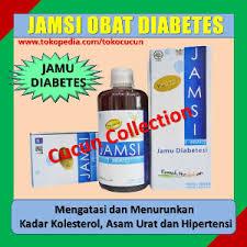jual jamsi jamu diabetes asam urat alami ampuh aman asli bpom not