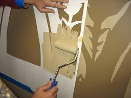 wall paint templates the 25 best wall paint patterns ideas on