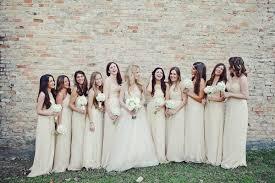 light bridesmaid dresses light taupe bridesmaids dresses elizabeth designs the