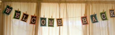 Welcome Home Military Decorations Welcome Banner Ideas Welcome Banner Freebie I Have Found A New