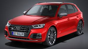 audi sq5 2018 squir