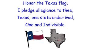 Texas Flag Pledge Padron Elementary Pre K Morning Pledges Final Youtube