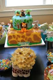 Safari Baby Shower Centerpiece by Safari Baby Shower Chair Party Planning Pinterest Baby