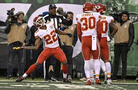 Nj Flag Football Watch Chiefs U0027 Marcus Peters Suspended For Throwing Penalty Flag