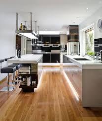 contemporary kitchen interiors a contemporary kitchen in australia by darren