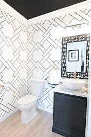 bathroom stencil ideas 180 best interiors bathrooms images on pinterest bathroom ideas