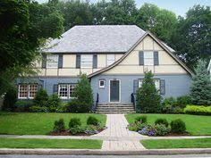 the most popular paint colors for your home exterior paint