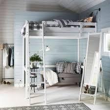 Ikea Storage Beds Loft Beds Wondrous Ikea White Loft Bed Photo Ikea White Metal