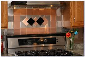 self adhesive backsplash tiles for kitchen tiles home design