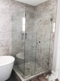 Shower Door Miami Glass Shower Doors We Installed Professionally
