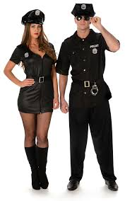 police halloween costumes police officer adults fancy dress american cop nypd womens mens