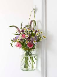 simple flower arranging review giveaway wallflower kitchen