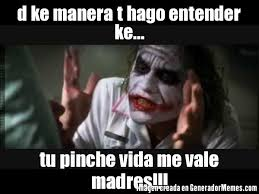 Memes De Me Vale - im磧genes de me vale madre tu vida mne vse pohuj