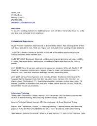 tube welder cover letter