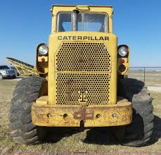 1969 caterpillar 950 wheel loader item l5412 sold march