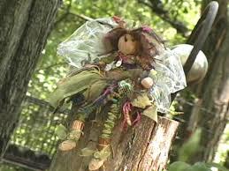 make a garden fairy doll hgtv
