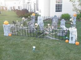 halloween gate decorations 275 best halloween cemeteries images on pinterest cemetery
