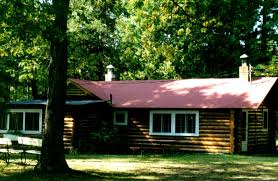 new lake cabin near hackensack ensures new traditions with it
