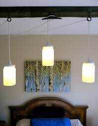 room and board pendant lights distressed board pendant light mason jar l three rustic string