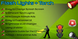 best flashlight for android android flashlight source code for 80 seoclerks